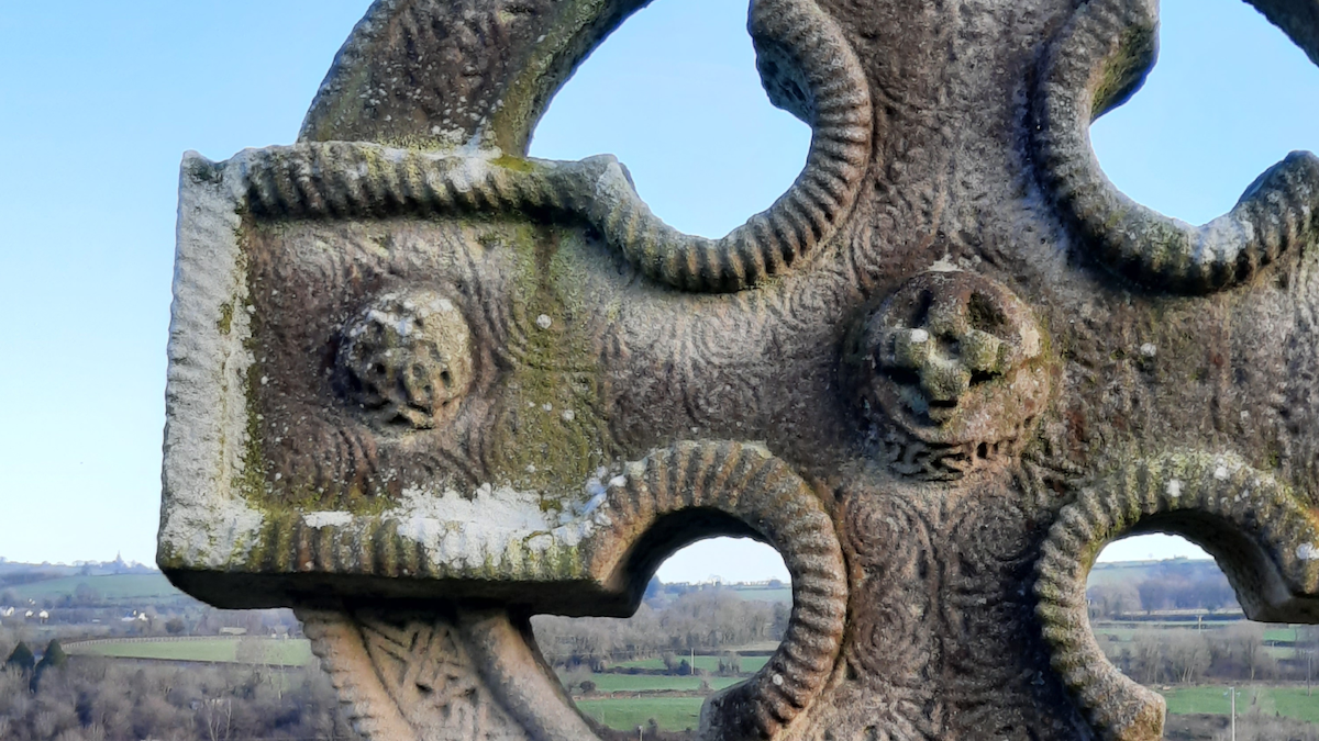 Ahenny High Cross