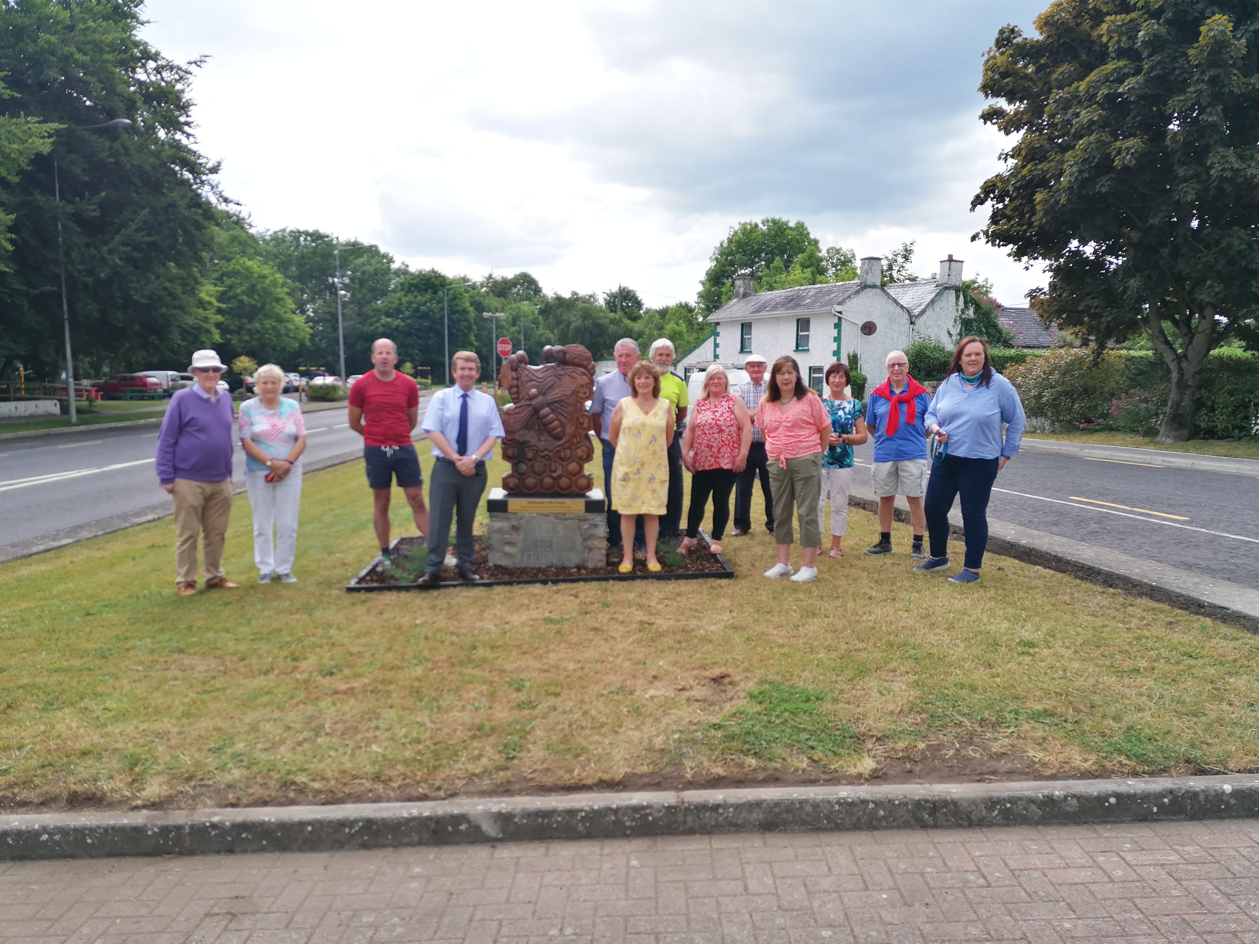 Kilsheelan Tidy Towns Committee Members
