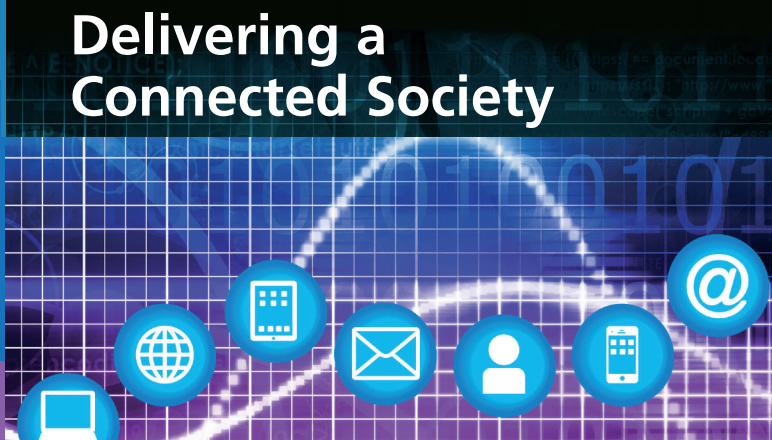 Delivering a Connected Society- National Broadband Plan