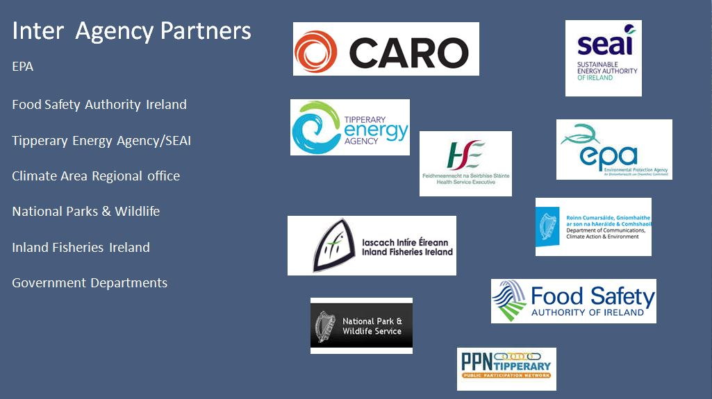Inter Agency Partners
