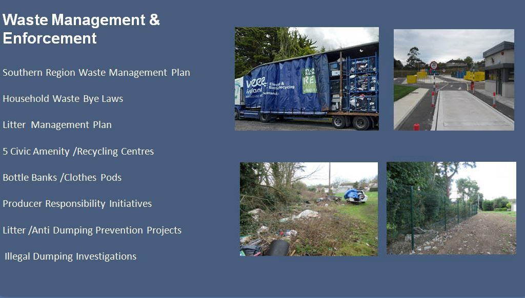 Waste Management and Enforcement