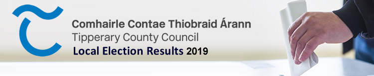 Election Results 2019 | www tipperarycoco ie