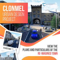 CLONMEL URBAN DESIGN PROJECT