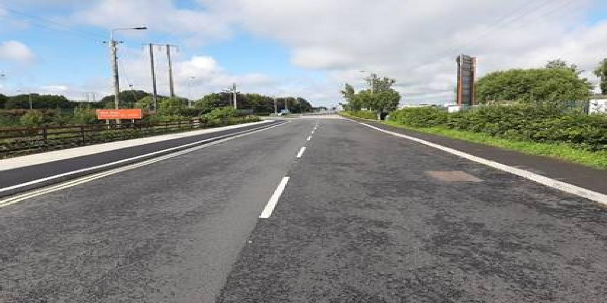 Enhancement Works - Approach to Benamore Industrial Estate, Roscrea - Photo 2