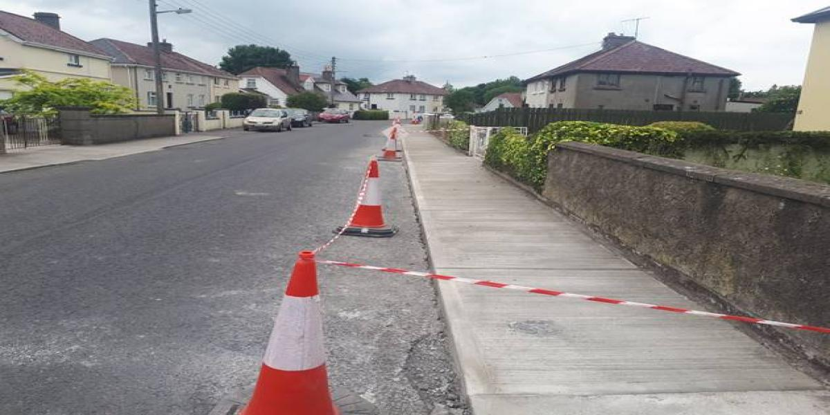 Footpath Replacement - Sarsfield Street, Thurles