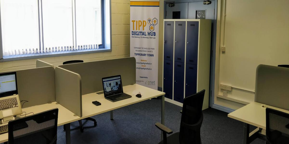 Available space in Tipperary Digital Hub