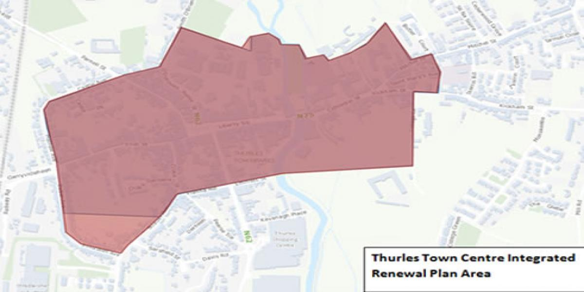 Thurles Town Centre Renewal Strategy